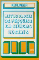 Livro - Metodologia da Pesquisa em Ciências Sociais - Um Tratamento Conceitual -