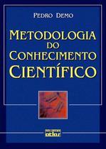 Livro - Metodologia Do Conhecimento Científico -