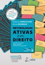 Livro - Metodologias Ativas em Direito -