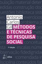 Livro - Métodos e Técnicas de Pesquisa Social -