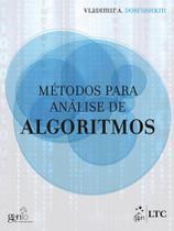 Livro - Métodos para Análise de Algoritmos -