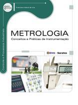 Livro - Metrologia - Conceitos e práticas de instrumentação