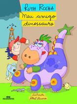 Livro - Meu Amigo Dinossauro -