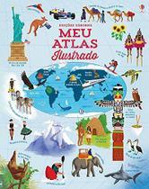 Livro - Meu atlas ilustrado -