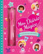 Livro - Meu diário mágico -