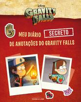 Livro - Meu diário (secreto) de anotações do Gravity Falls -