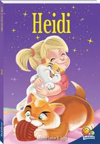 Livro - Meu livrinho de...II: Heidi -