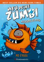 Livro - Meu Peixe Zumbi #2 - Aventuras Na Praia -