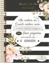 Livro - Meu plano com Deus - Planner 2021 - O que Deus preparou -