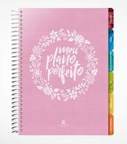 Livro - Meu plano perfeito (Capa tecido) -