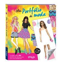 Livro - Meu portfólio de moda -
