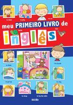 Livro - Meu primeiro livro de inglês -