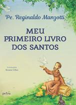 Livro - Meu primeiro livro dos santos -
