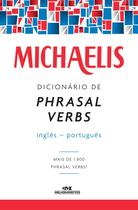Livro - Michaelis dicionário de phrasal verbs – inglês-português -