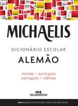 Livro - Michaelis dicionário escolar alemão -