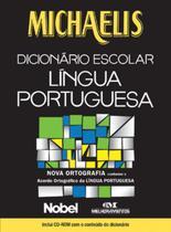 Livro - Michaelis: dicionário escolar de lingua portuguesa -