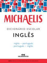 Livro - Michaelis dicionário escolar inglês -