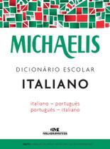 Livro - Michaelis dicionário escolar italiano -