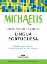Livro - Michaelis dicionário escolar língua portuguesa -