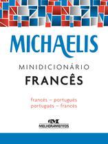 Livro - Michaelis minidicionário francês -