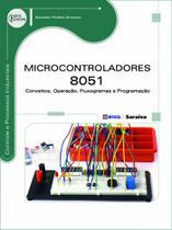 Livro - Microcontroladores 8051 - Conceitos, operação, fluxogramas e programação