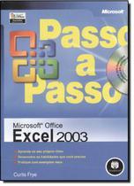 Livro - Microsoft Office Excel 2003 Passo A Passo -