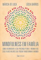 Livro - Mindfulness em família -