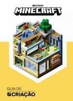 Livro Minecraft Guia de Criação - Mojang