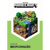Livro Minecraft Guia De Exploração - MOJANG