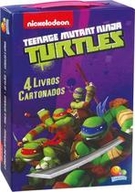 Livro - Minha maletinha de licenciados: Ninja Turtle -