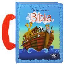 Livro - Minha maletinha: Minha primeira Bíblia -