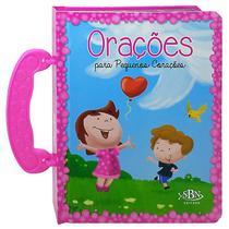 Livro - Minha maletinha: orações para pequenos corações -