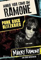 Livro - Minha vida como um Ramone -