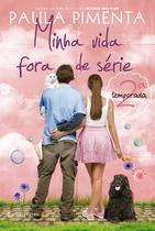 Livro - Minha vida fora de série - 2ª temporada -