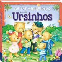 Livro - Minhas cartinhas! Cartas misteriosas para os ursinhos -