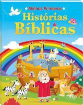 Livro - Minhas primeiras histórias Bíblicas -
