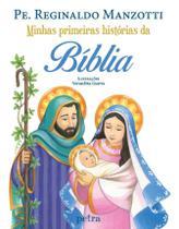 Livro - Minhasprimeirashistórias da Bíblia -