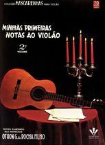 Livro - Minhas primeiras notas ao Violão - Volume 2 -
