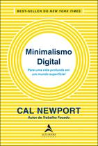 Livro - Minimalismo digital -