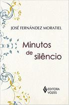 Livro - Minutos de silêncio -