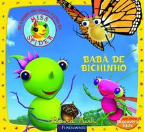 Livro - Miss Spider - Babá De Bichinho -