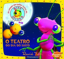 Livro - Miss Spider - O Teatro Do Dia Do Susto -