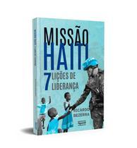 Livro - Missão Haiti -