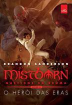 Livro - Mistborn Primeira Era - O heróis das eras (vol. 3) -