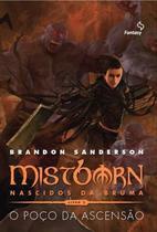 Livro - Mistborn Primeira Era - O poço da ascensão (vol. 2) -