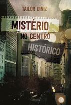 Livro - Mistério no centro histórico -
