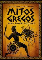 Livro - Mitos gregos para jovens leitores -