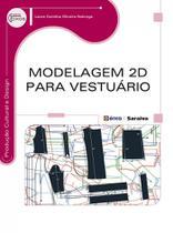 Livro - Modelagem 2D para vestuário -