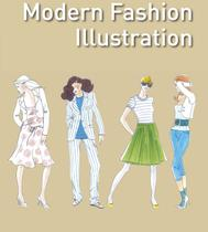 Livro - Modern fashion illustration -
