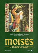 Livro - Moises III - O Vidente Do Sinai